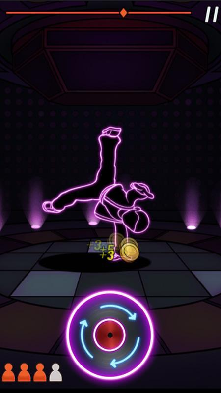 街舞王 游戏截图5
