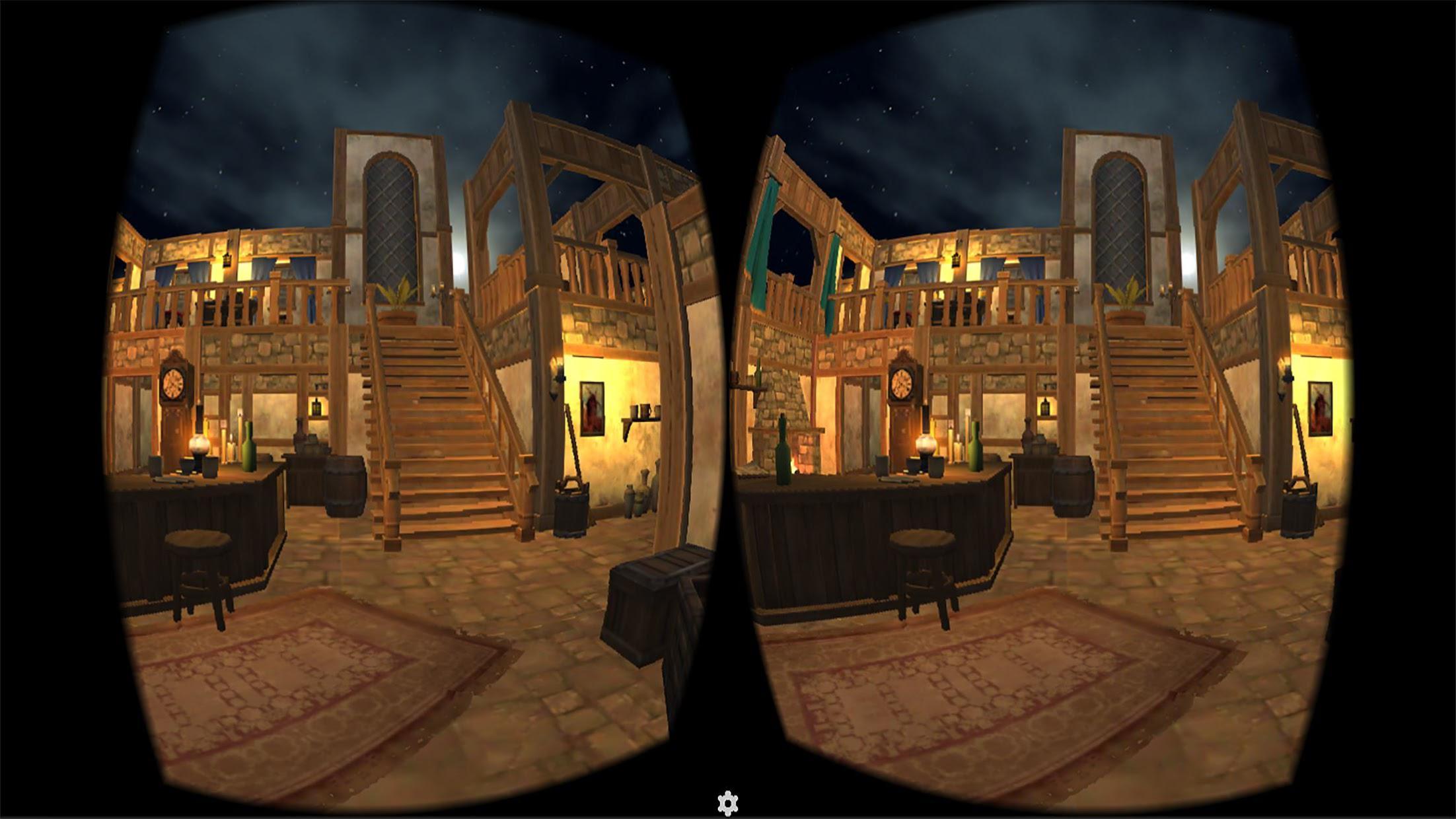 Cardboard Manor Environment 游戏截图1