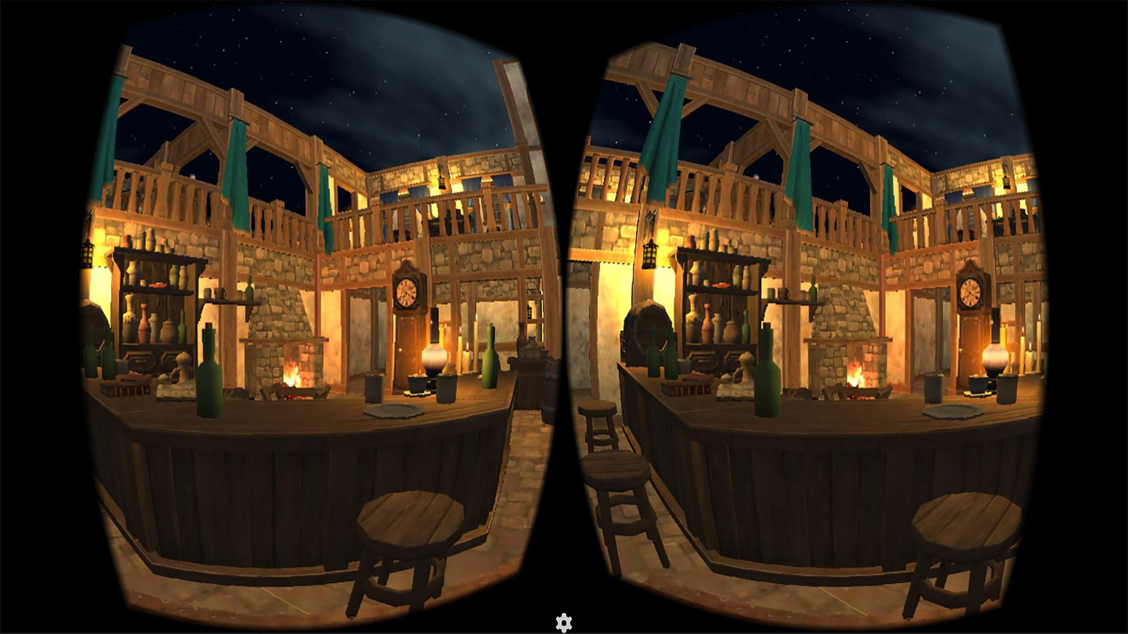 Cardboard Manor Environment 游戏截图2