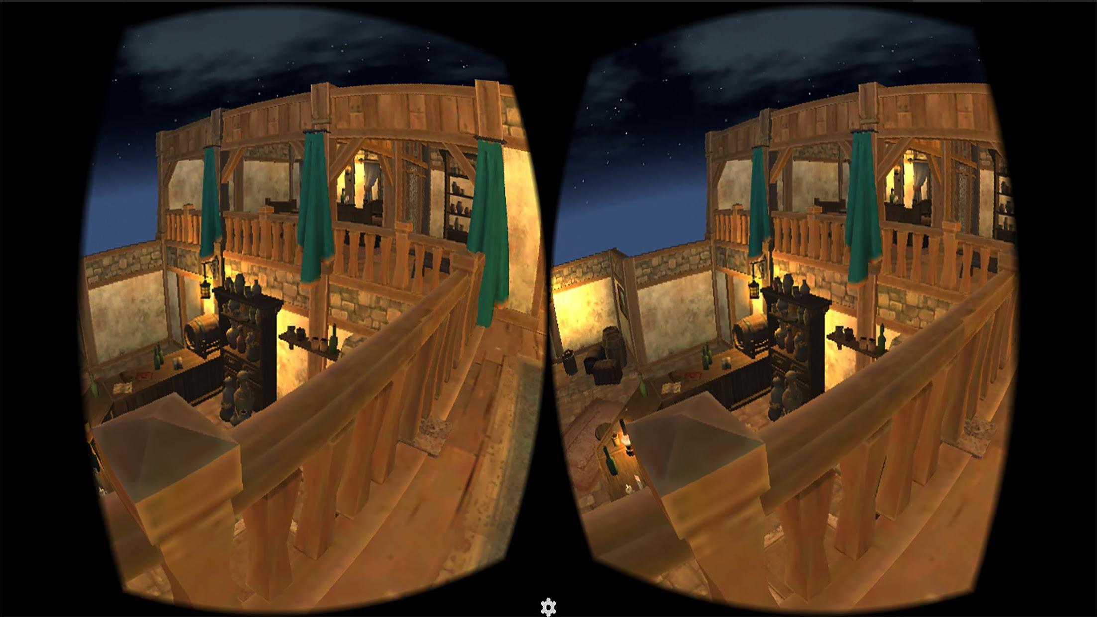 Cardboard Manor Environment 游戏截图3