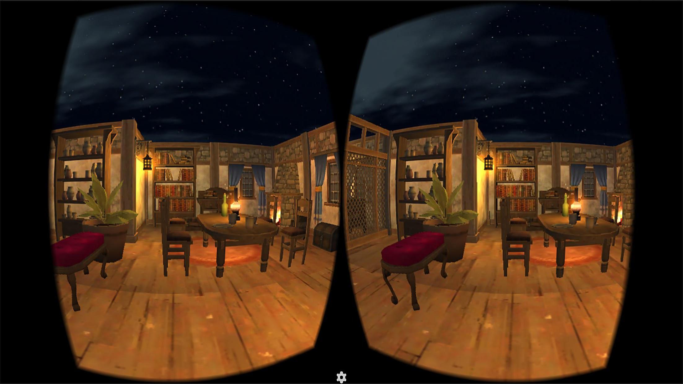 Cardboard Manor Environment 游戏截图4