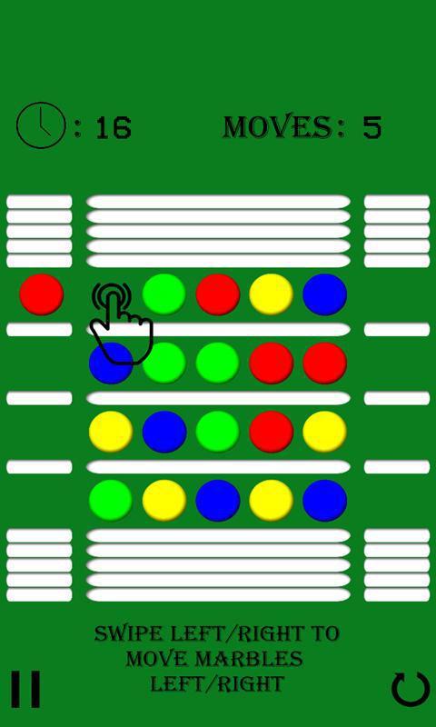 Match: A Swipe Puzzle 游戏截图2