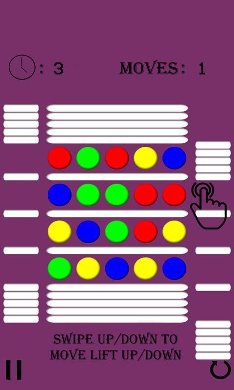 Match: A Swipe Puzzle 游戏截图3