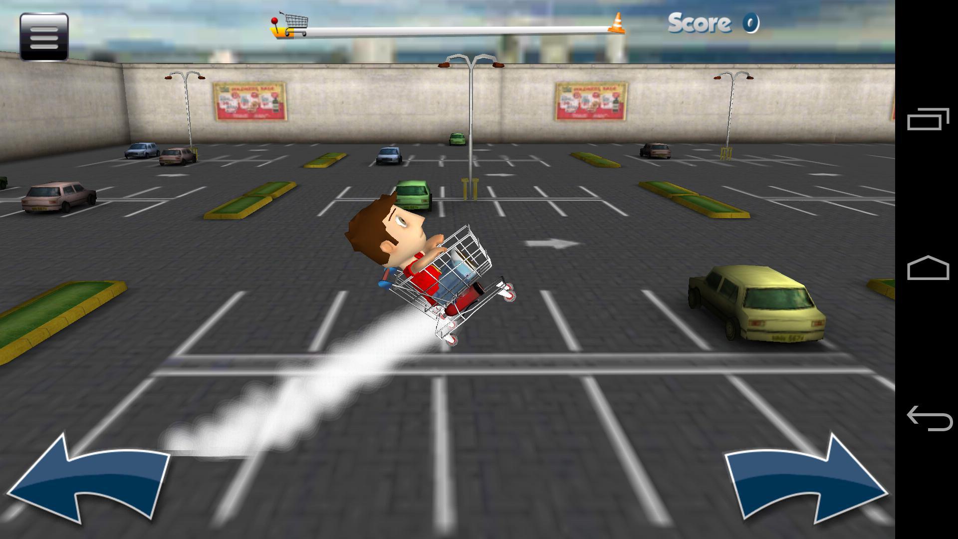 Cart Rush 游戏截图3
