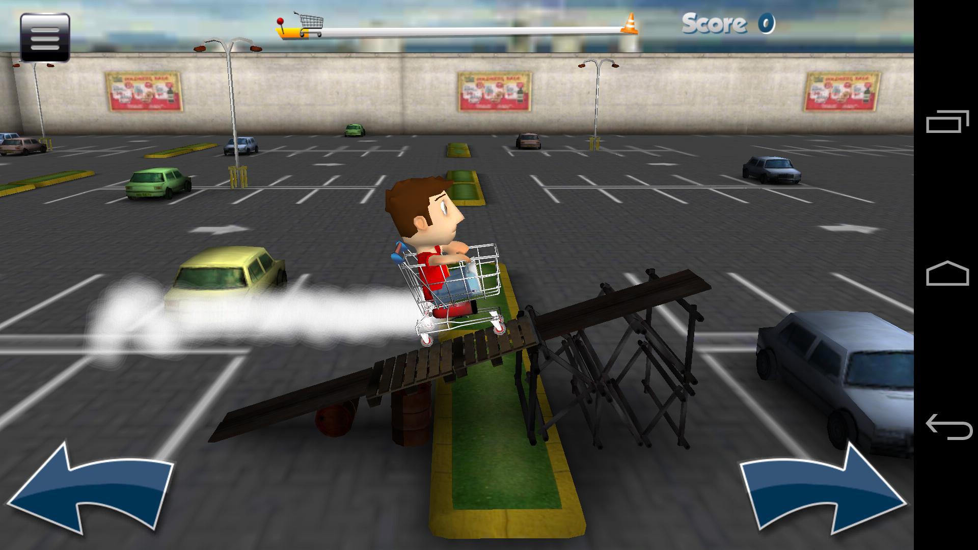 Cart Rush 游戏截图4