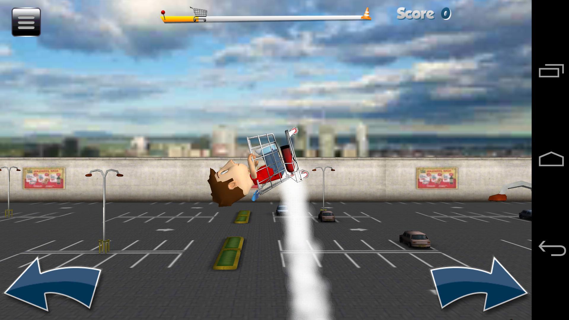 Cart Rush 游戏截图5