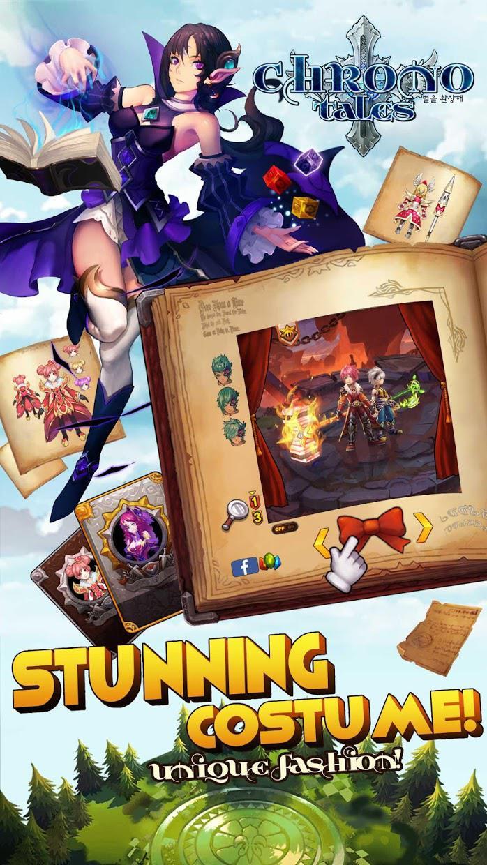 Chrono Tales 游戏截图3