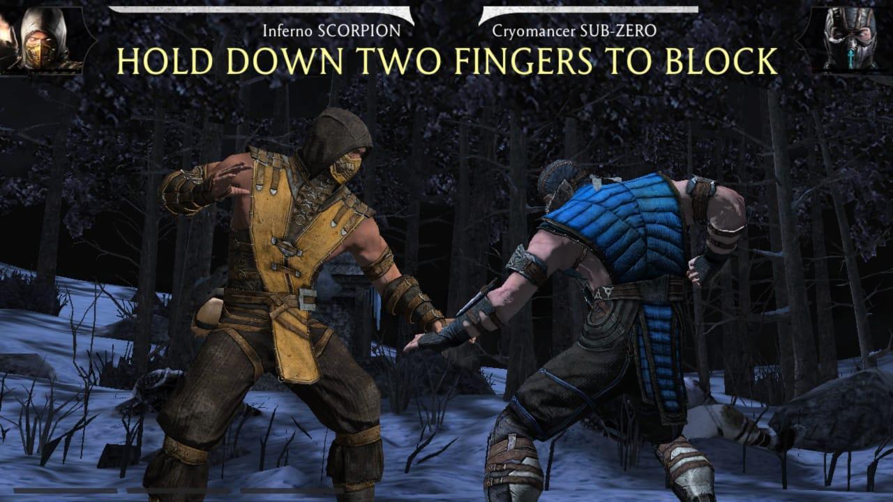Mortal Kombaats11-Guide 游戏截图1