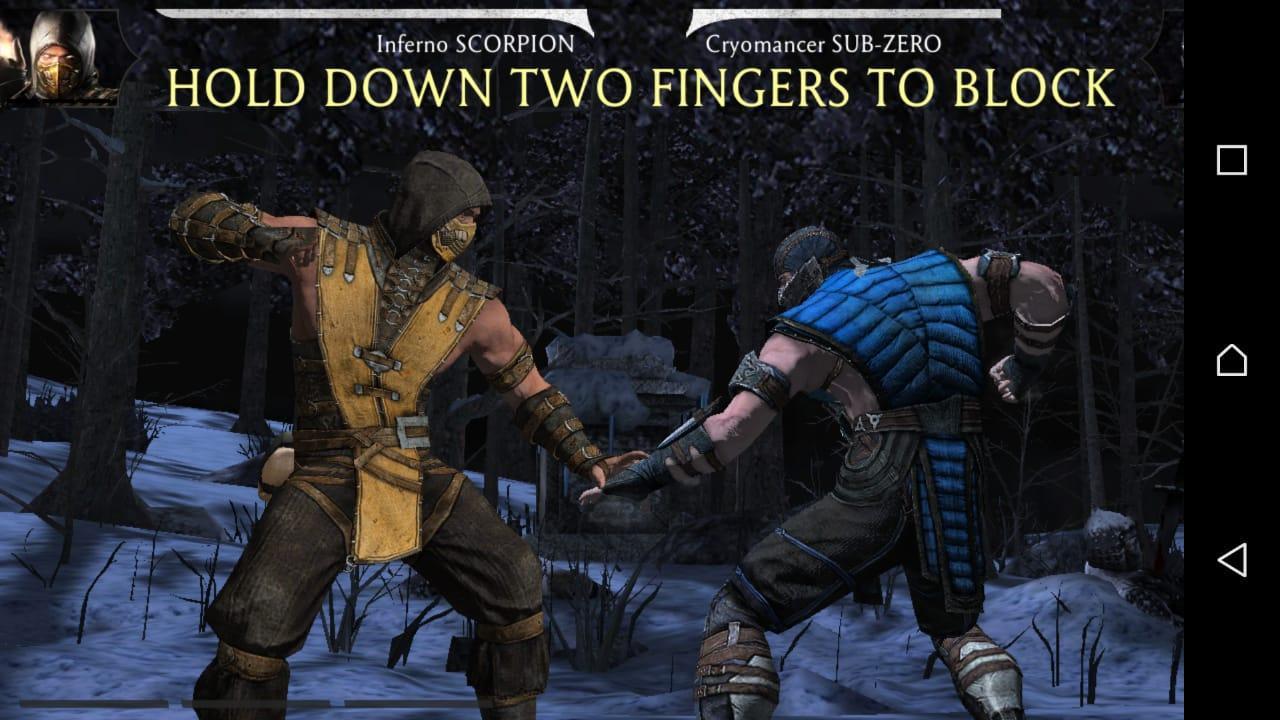 Mortal Kombaats11-Guide 游戏截图4