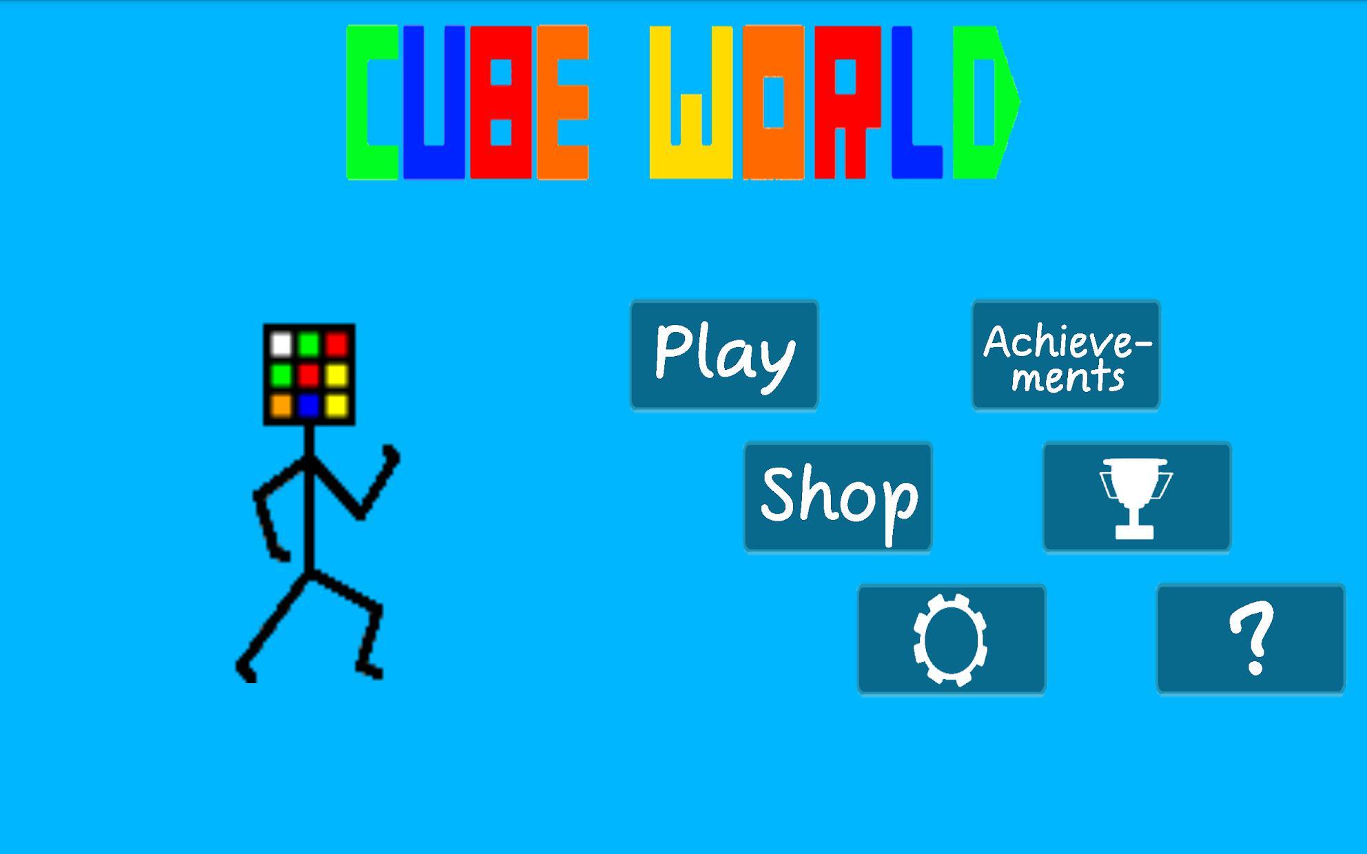 Cube World 游戏截图1