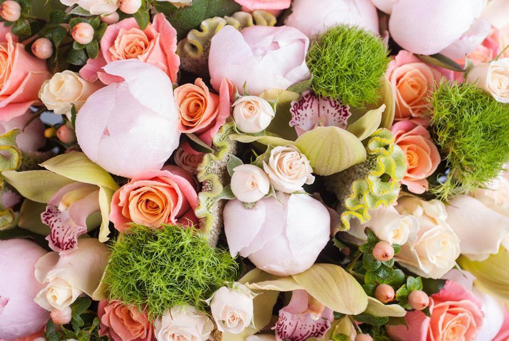 盛开的玫瑰花拼图 游戏截图5