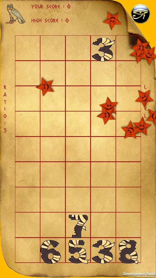 Numtris ( Number game ) 游戏截图2