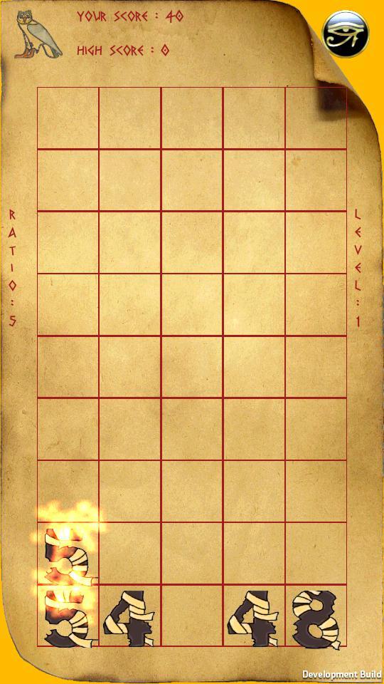 Numtris ( Number game ) 游戏截图3