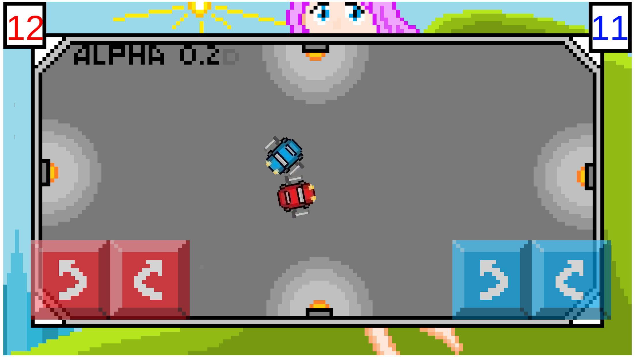 Crazy Cars 游戏截图1