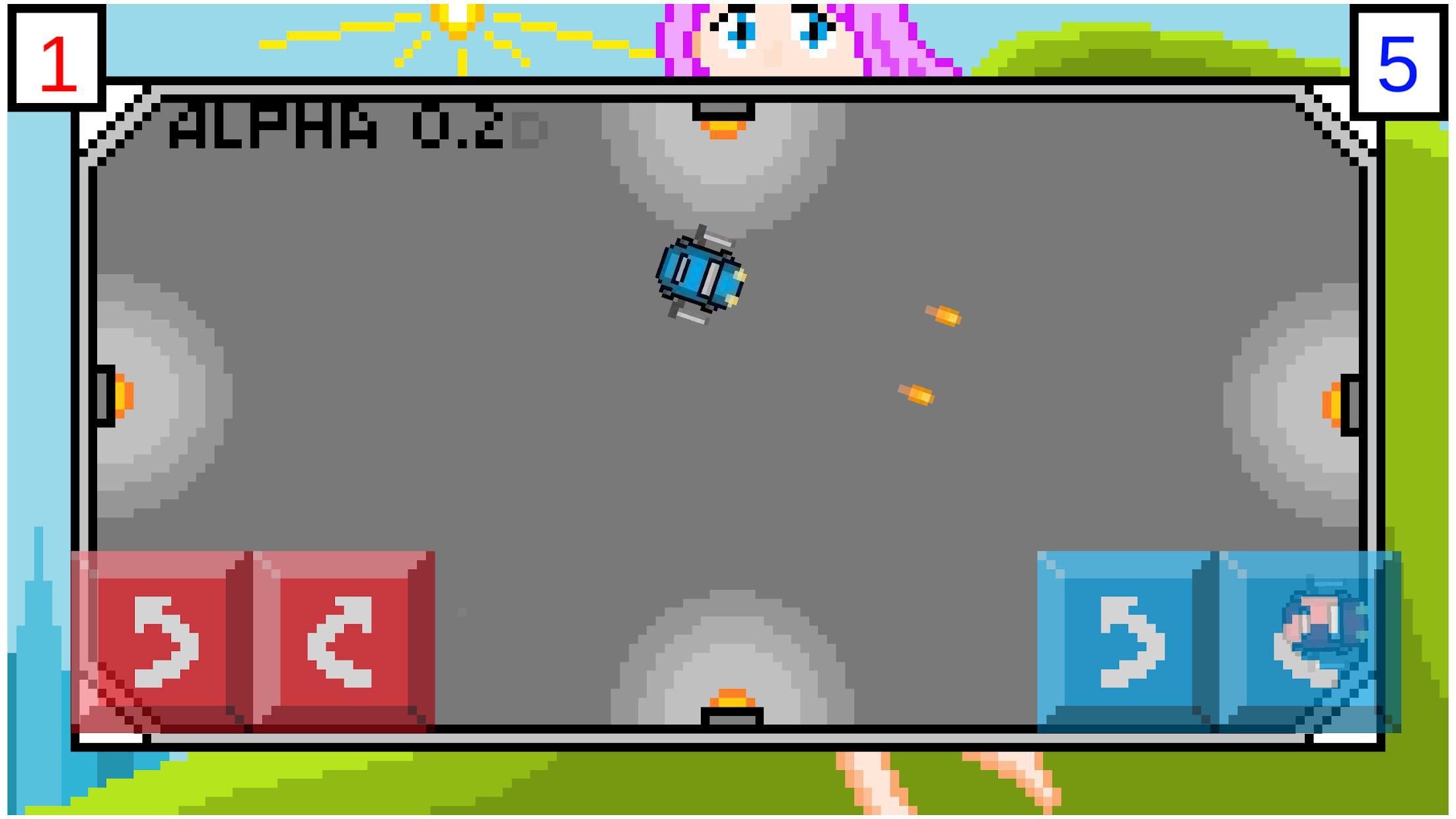 Crazy Cars 游戏截图2