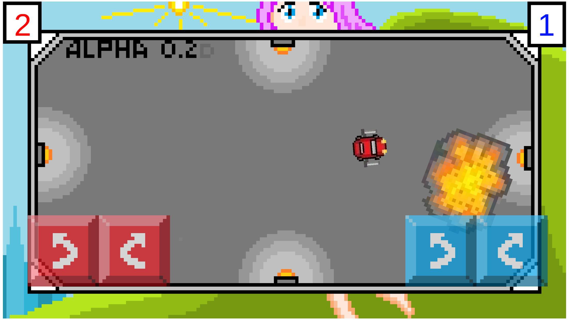 Crazy Cars 游戏截图3