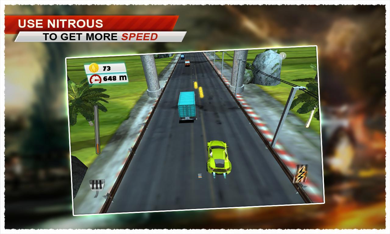 City Hot Wheels Racer 游戏截图1