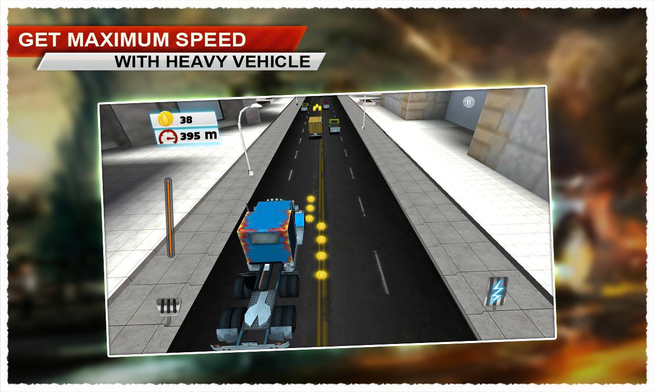 City Hot Wheels Racer 游戏截图3