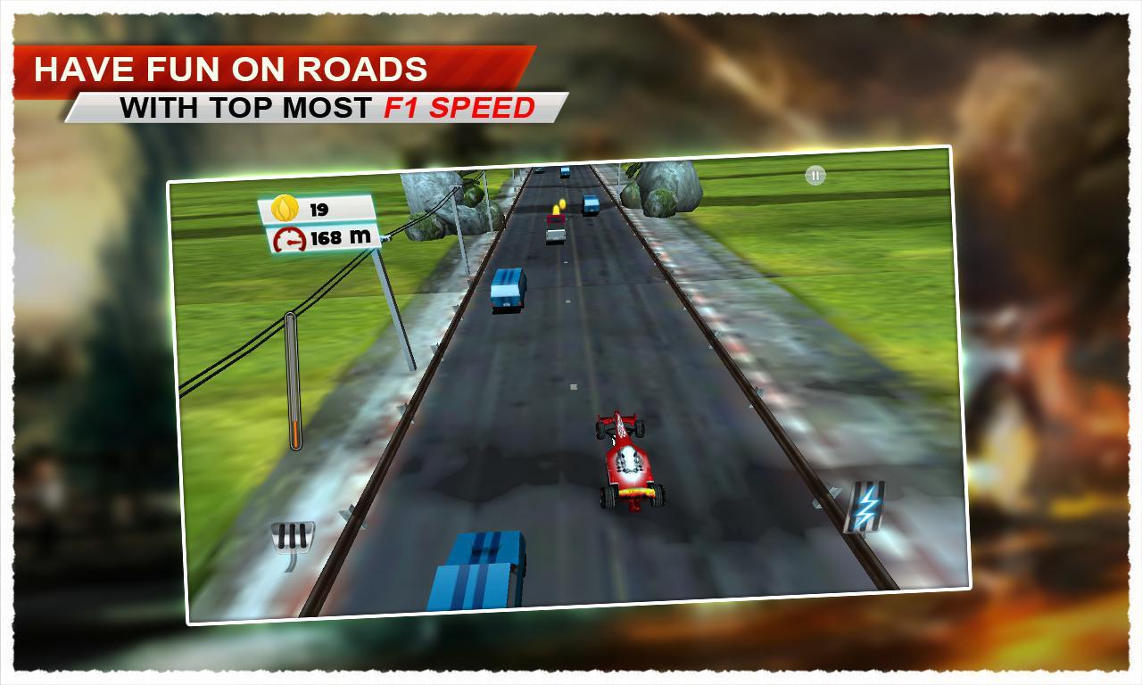 City Hot Wheels Racer 游戏截图4