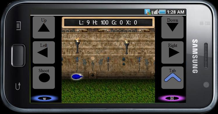Pharaoh's Jewels 游戏截图2