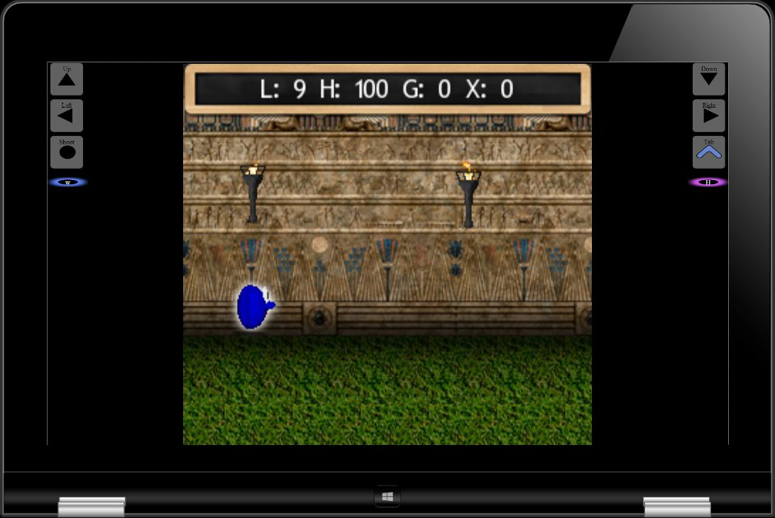 Pharaoh's Jewels 游戏截图3