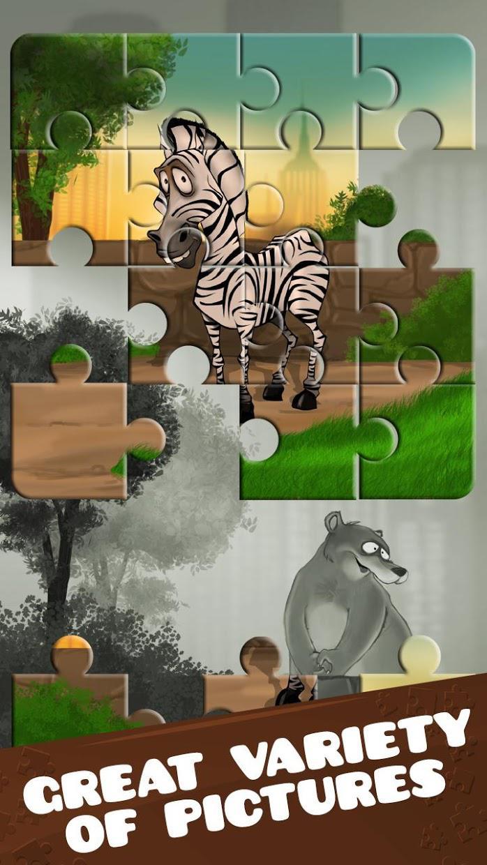 动物园里的动物 - 益智游戏 游戏截图2