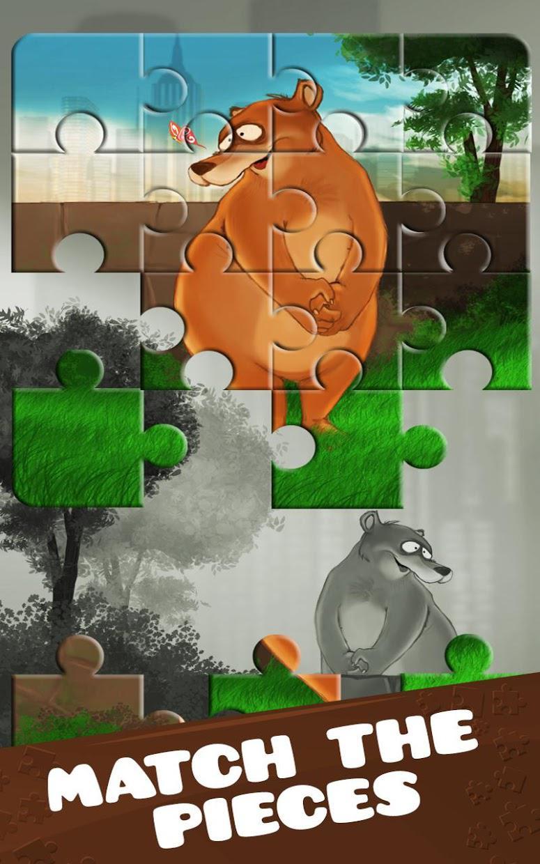 动物园里的动物 - 益智游戏 游戏截图4
