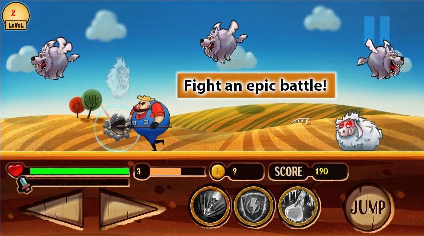 Farm Chaos 游戏截图5