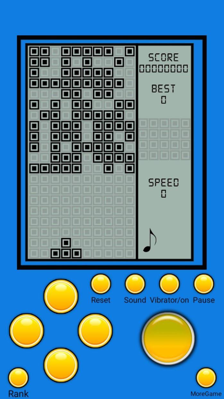 经典掌机方块-回味童年的乐趣 游戏截图3