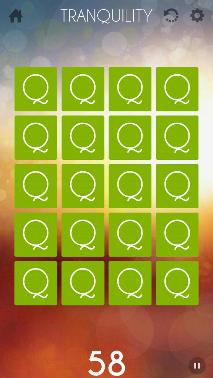 Tranquility Match Memory Game 游戏截图3