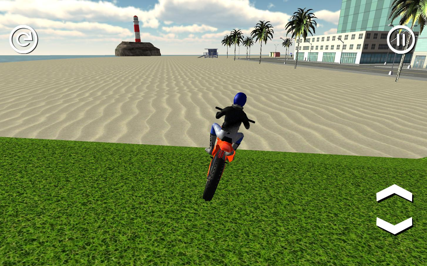 Motocross Open World Driving 游戏截图2