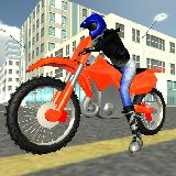 Motocross Open World Driving