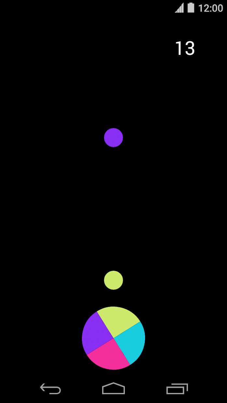 Color Drop 游戏截图1