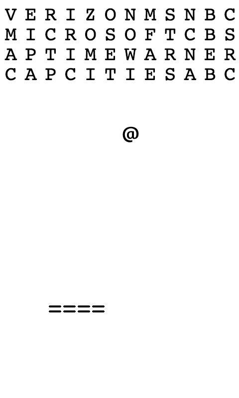 Media Tilt 游戏截图2