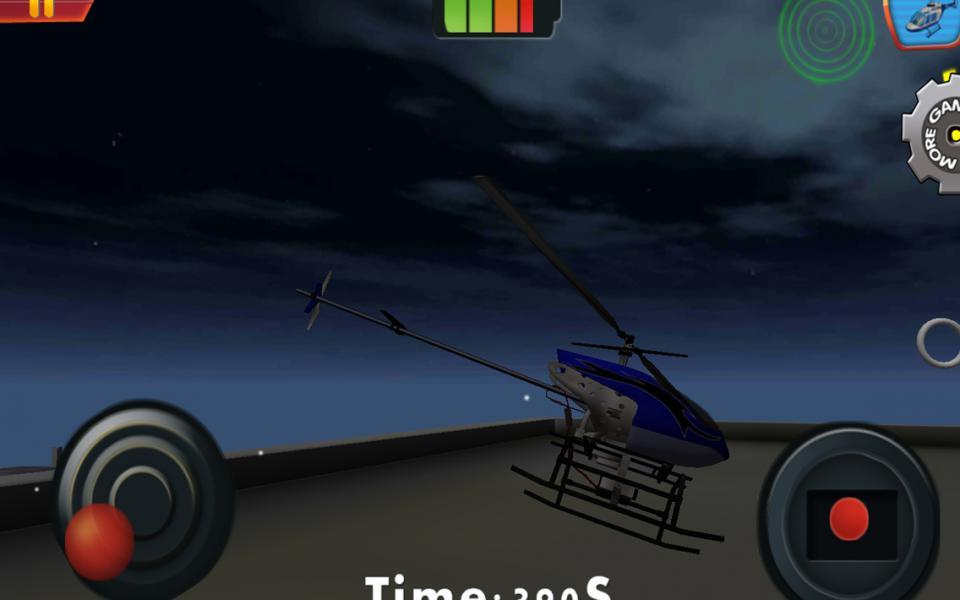 遥控玩具直升机 游戏截图1