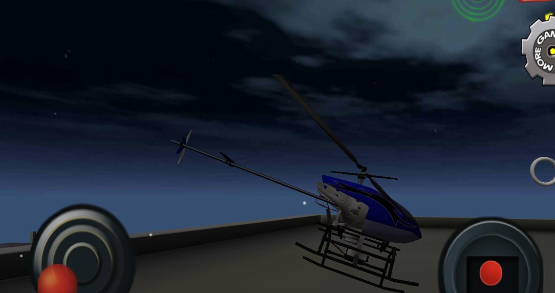 遥控玩具直升机 游戏截图4