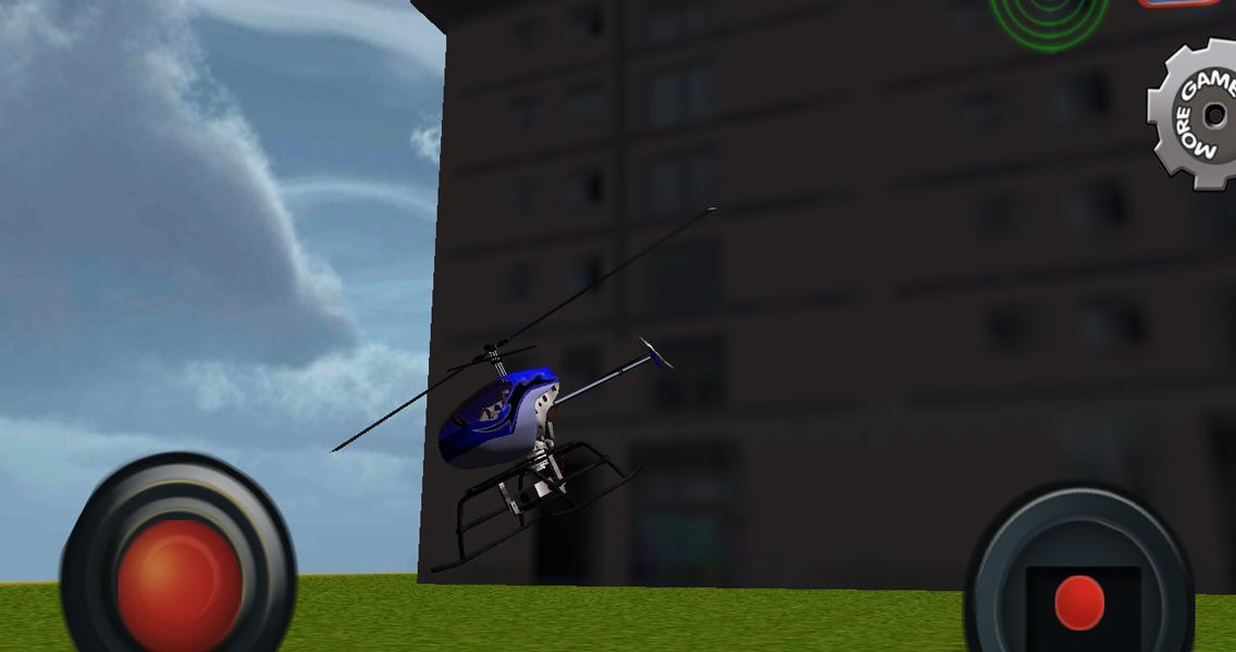 遥控玩具直升机 游戏截图5