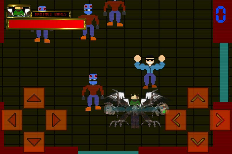 SGT Death Arena 游戏截图3