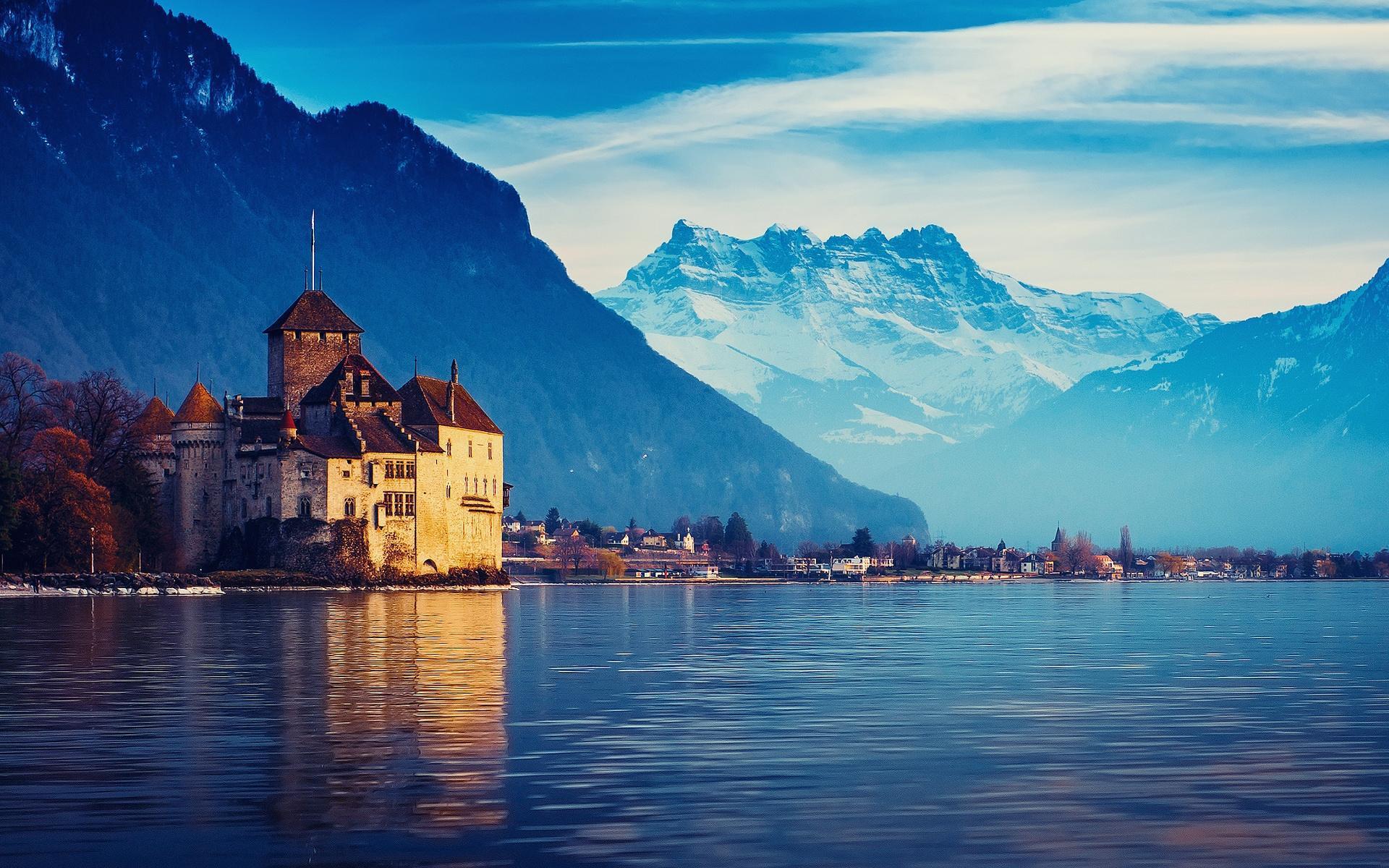 Switzerland Tile Puzzle 游戏截图5