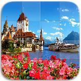 Switzerland Tile Puzzle