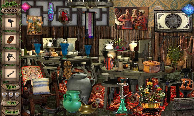 # 36 Hidden Objects Games Free New - My Cottage 游戏截图5