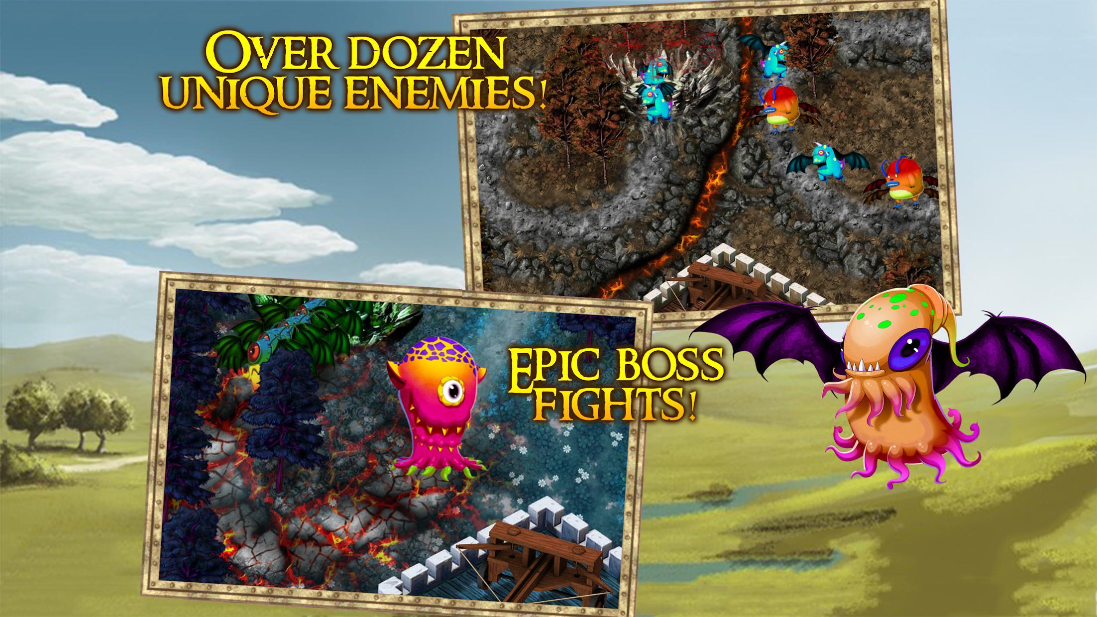 Demon Gate: Crown Defense 游戏截图4