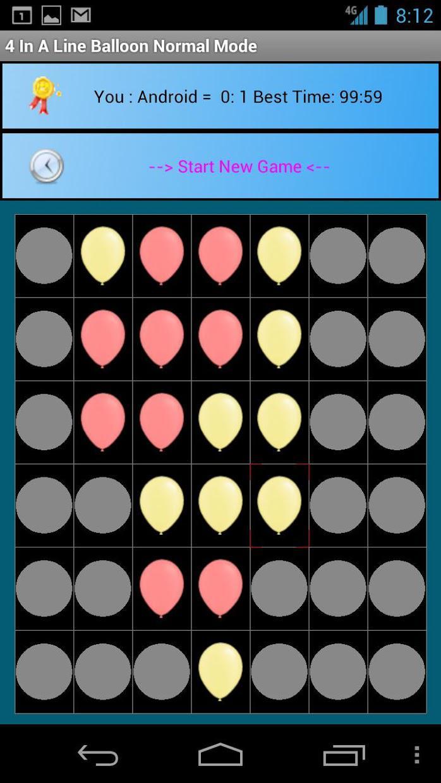 四子棋-气球免费版 游戏截图2