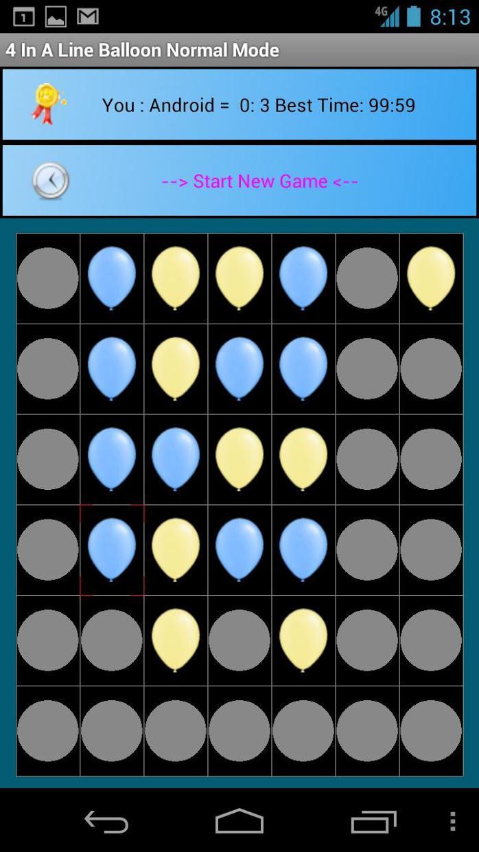 四子棋-气球免费版 游戏截图3