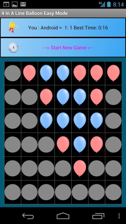 四子棋-气球免费版 游戏截图4