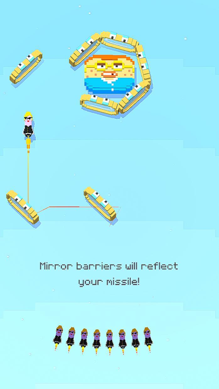 Miss Missile 游戏截图3