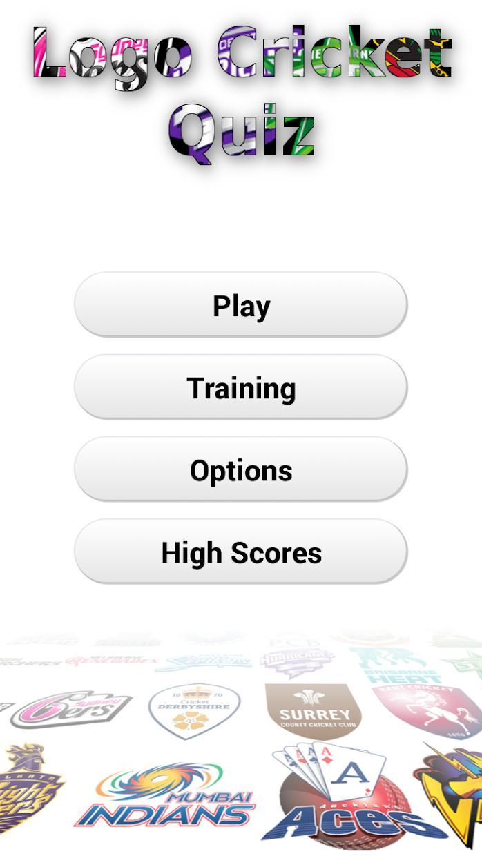 Logo Cricket Quiz 游戏截图1