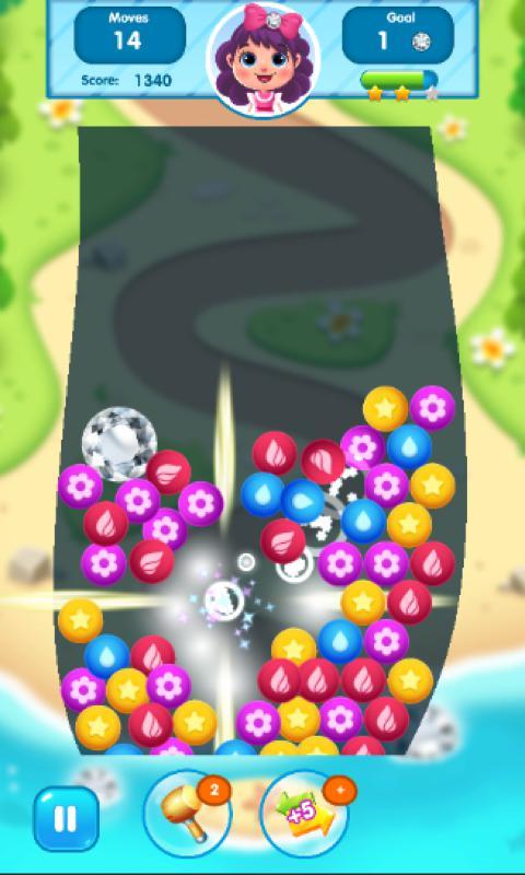 Jewelry Match3 游戏截图1