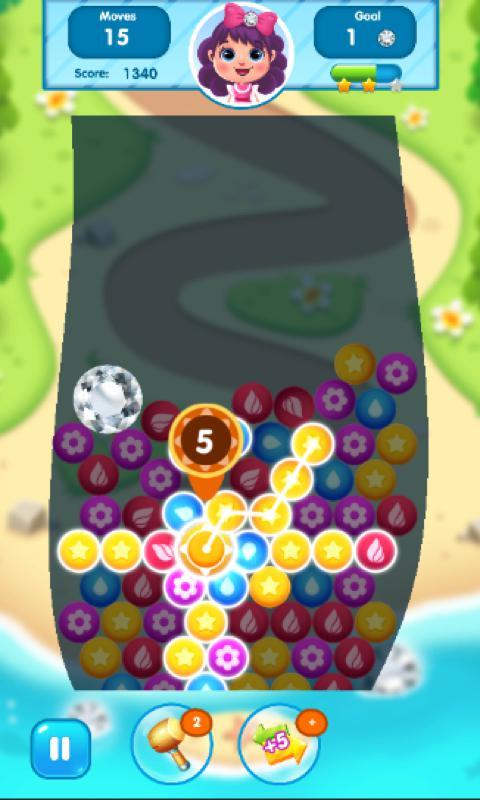 Jewelry Match3 游戏截图2
