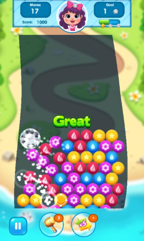 Jewelry Match3 游戏截图3